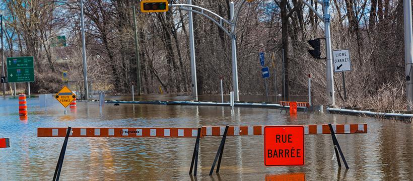 La gestion des eaux pluviales : les municipalités à l'heure de la résilience et de l'adaptation